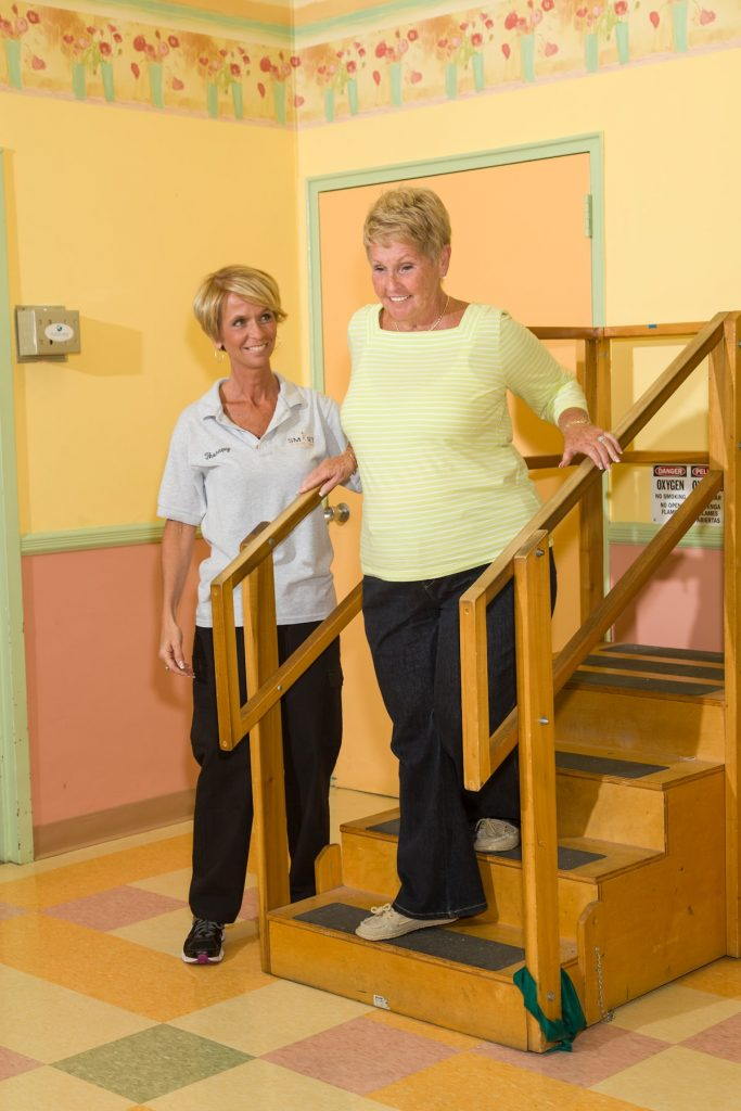 Atlantic Coast rehabilitation, Lakewood
